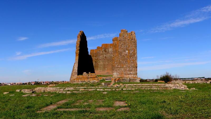 Tempio Giunone gabina - Foto Roberto Galasso