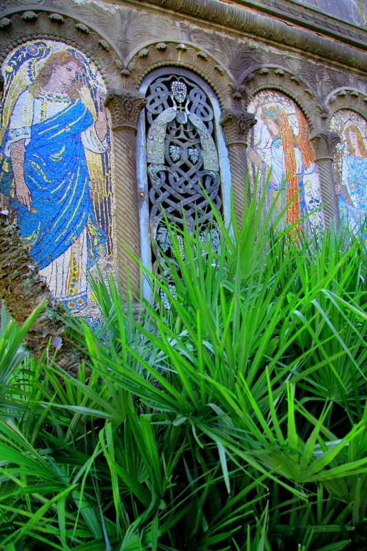 Cappella Giustiniani Bandini (mosaici Alessandro Morani)