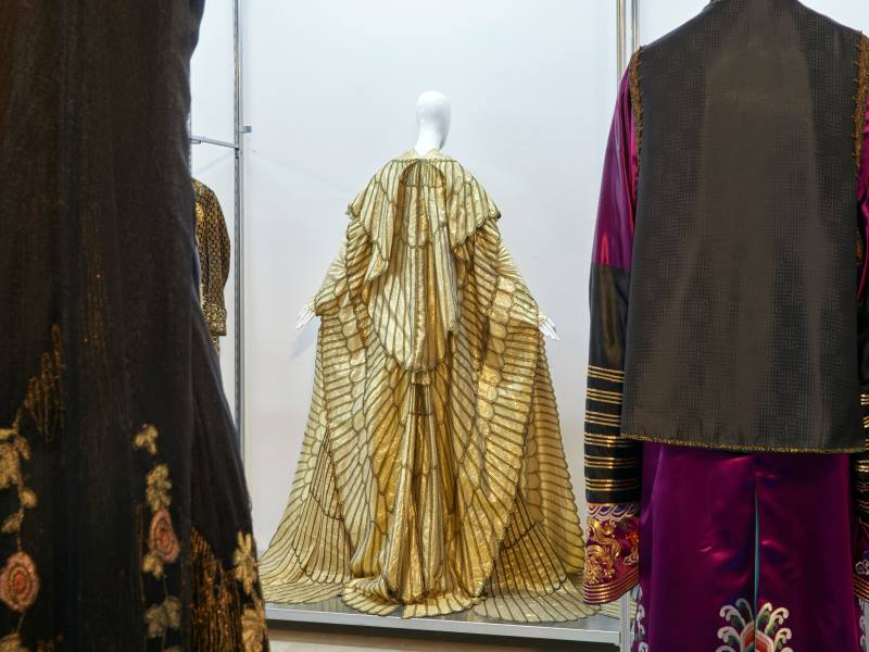 RoMaison Exhibition view -Costumi d'Arte Peruzzi-ph credit Simon d'Exéa