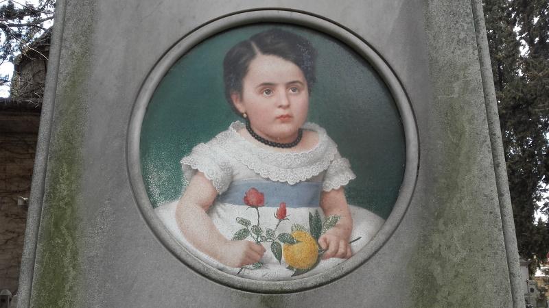 Tomba Prosperi (ritratto Severati)