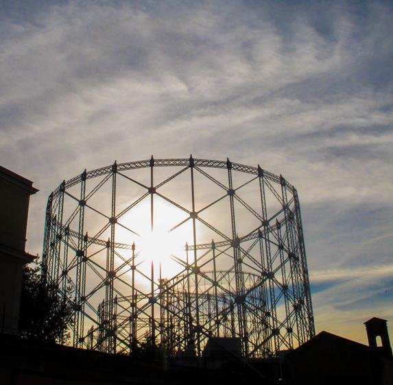 Gasometro (o Gazometro)
