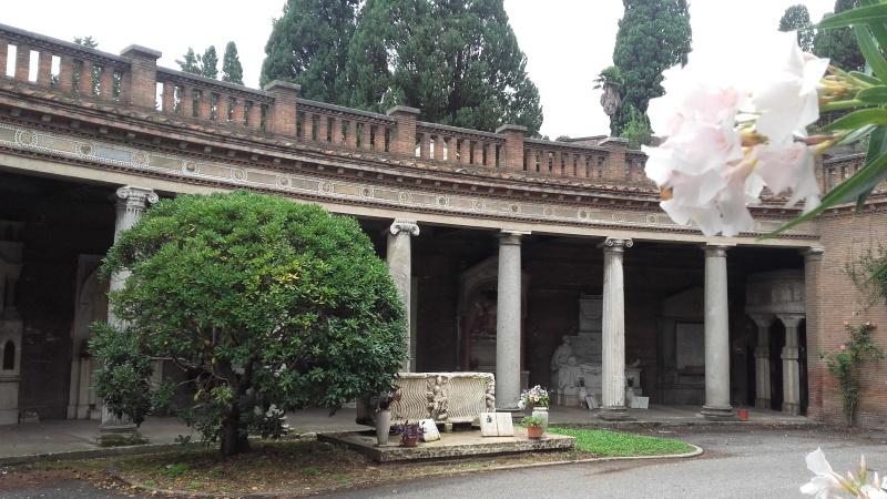 Rampa Caracciolo (Corrado Cianferoni) e tomba Trilussa