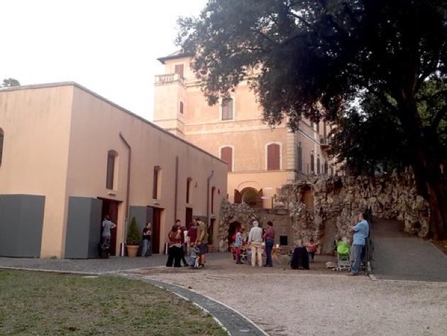 Teatro Villa Pamphilj