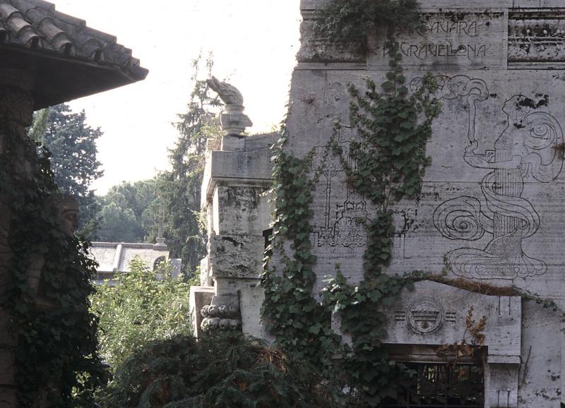 Cappella Barbavara di Gravellona - particolare (Corrado Cianferoni)