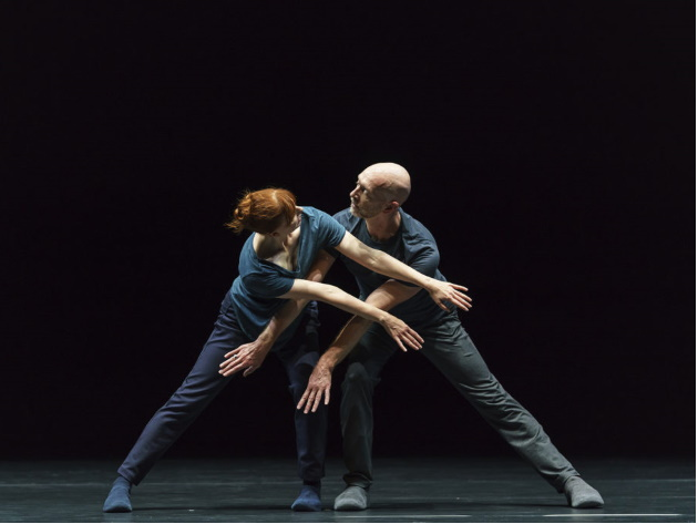 William Forsythe - A Quiet Evening of Dance