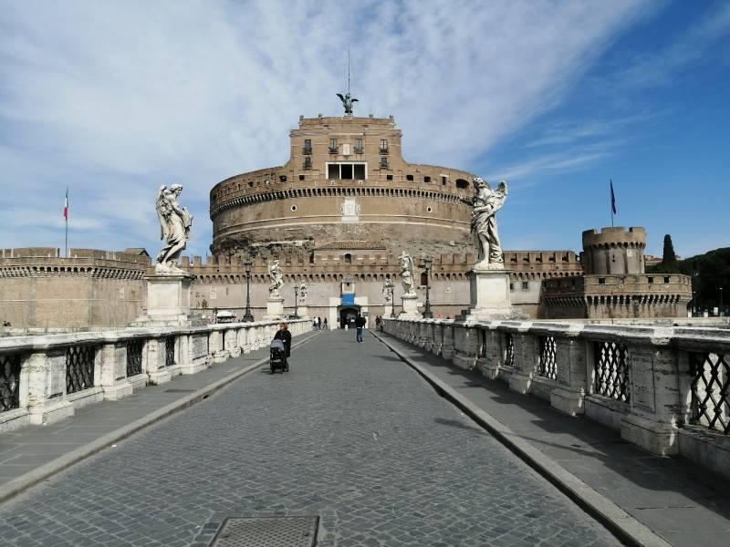 Castel Sant'Angelo - Andrea Catalani