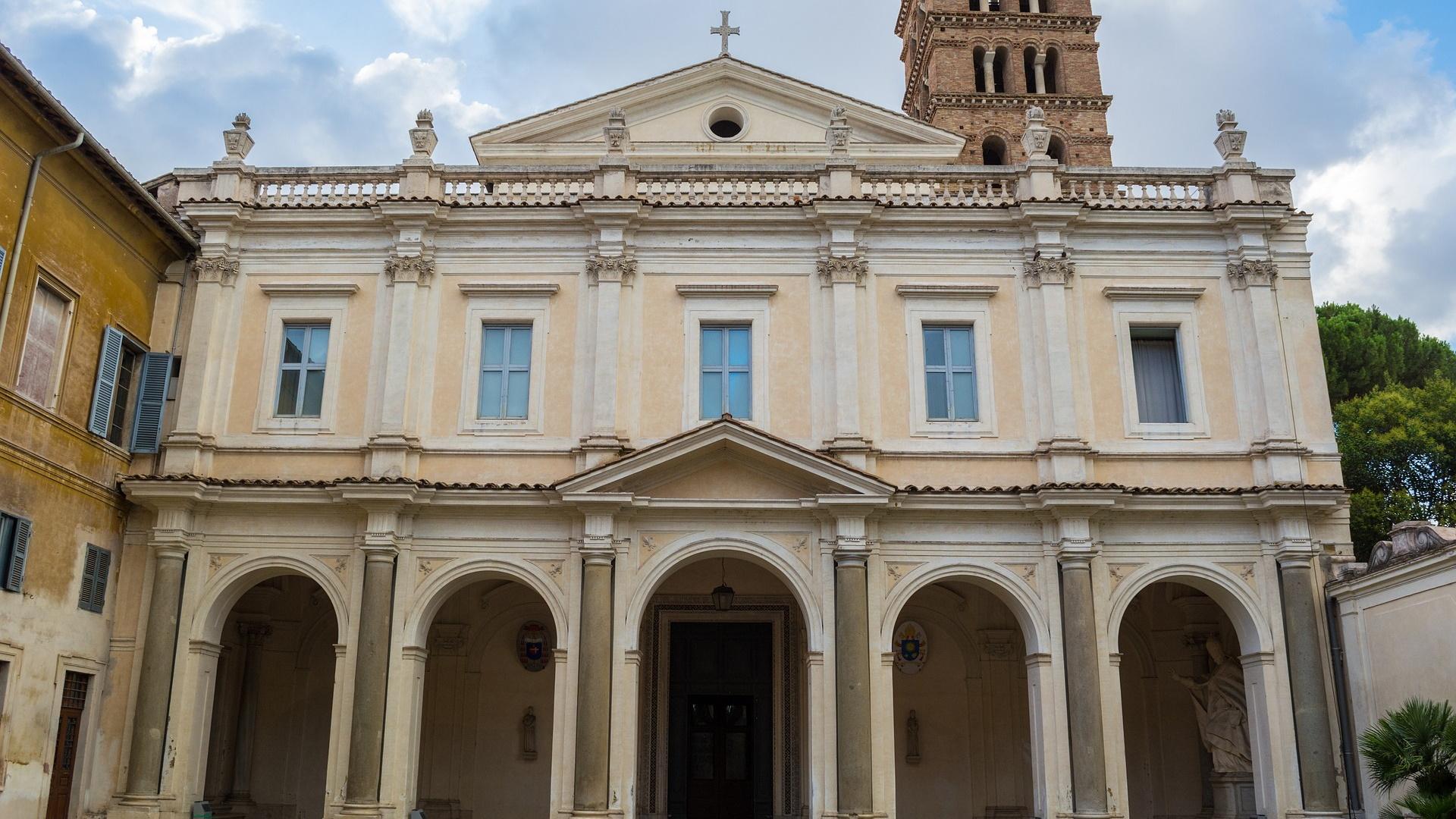 Basilica dei Santi Bonifacio e Alessio all'Aventino