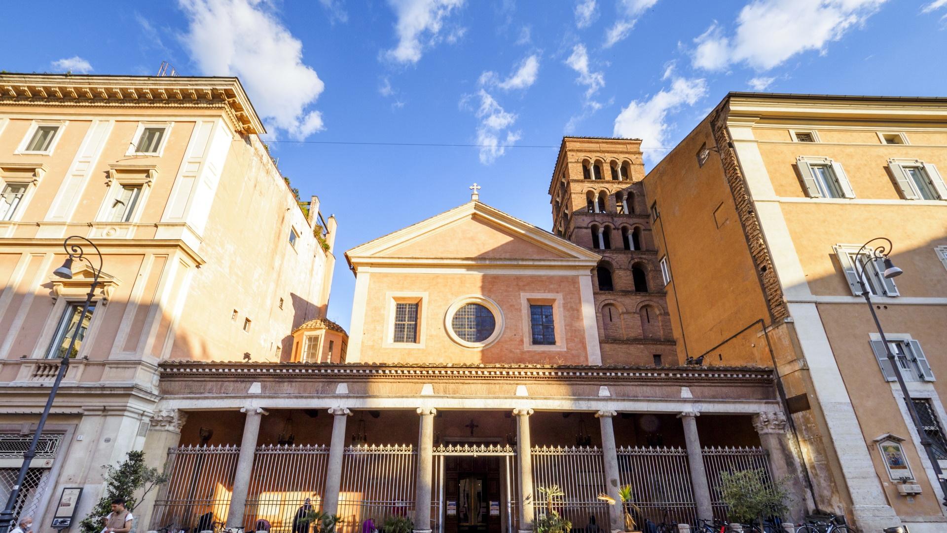Basilica di San Lorenzo in Lucina