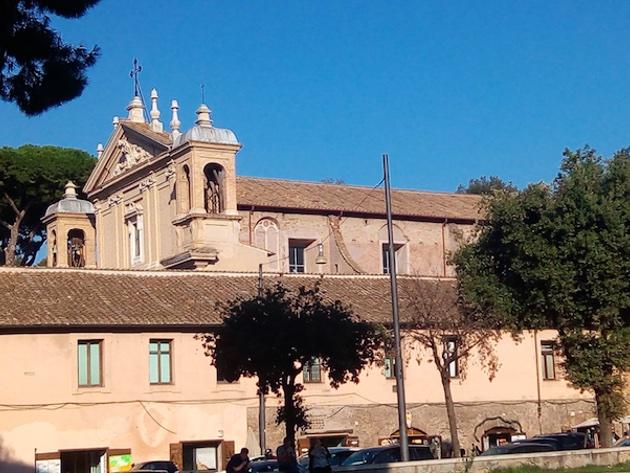 Chiesa di Santa Anastasia al Palatino foto sito basilica Facebook