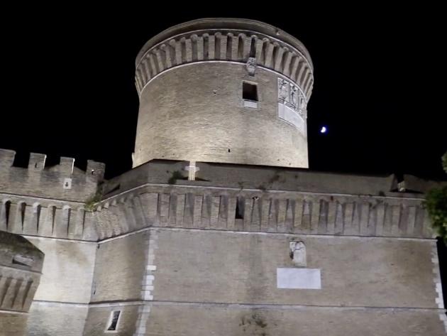 Borgo di Ostia Antica - Castello di Giulio II