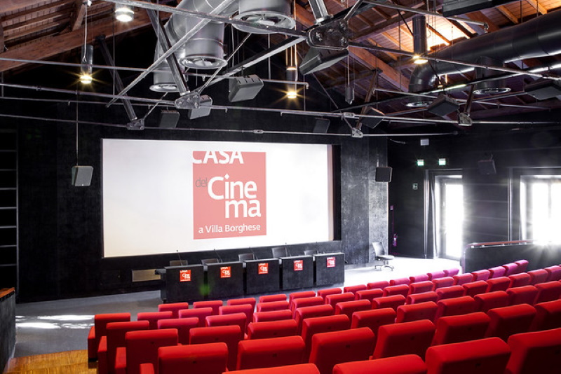 Casa del Cinema - Sala Deluxe