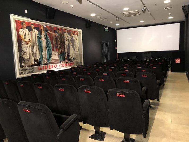 Casa del Cinema - Sala Kodak