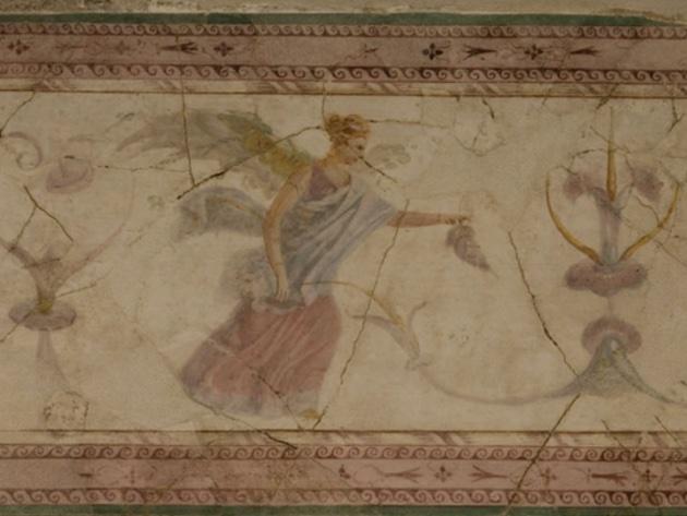 Casa di Augusto sul Palatino foto sito Parco archeologico del Colosseo