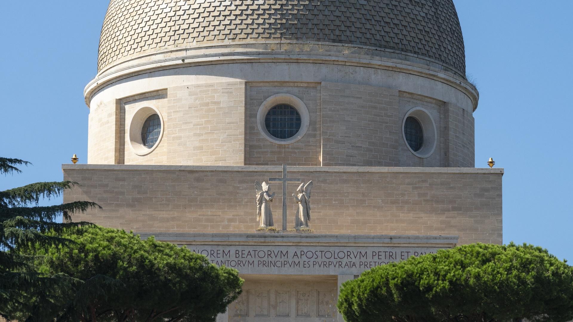 Chiesa SS. Pietro e Paolo all'EUR