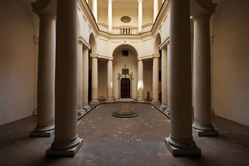 Chiesa di S. Carlo alle quattro fontane ©Adam Eastland _ AGF