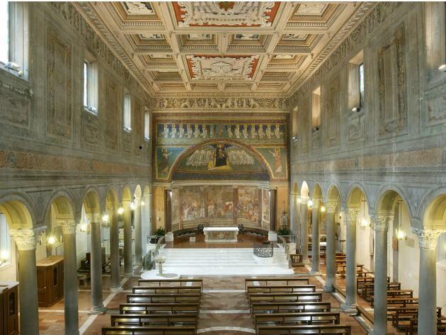 Santa Maria in Domnica alla Navicella