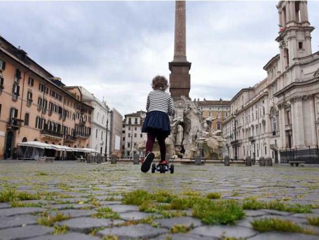 Esma Cakir, Agenzia DHA Roma,18 aprile 2020