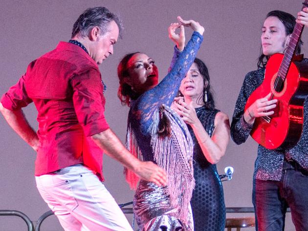 Fantasia Flamenca- Teatro di Ostia