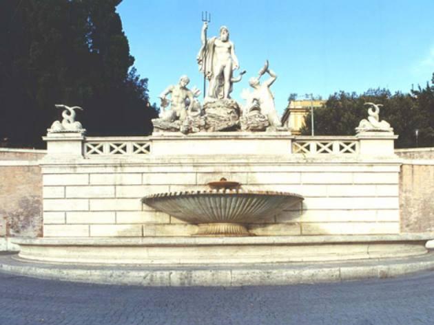 Fontana del Nettuno ph Sovrintendenza Capitolina ai Beni Culturali