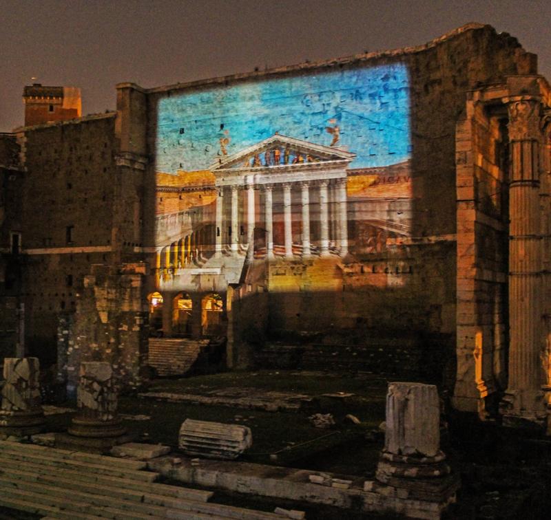Trieste Apartment Villas: Journeys Through Ancient Rome. 2 Stories And 2 Routes