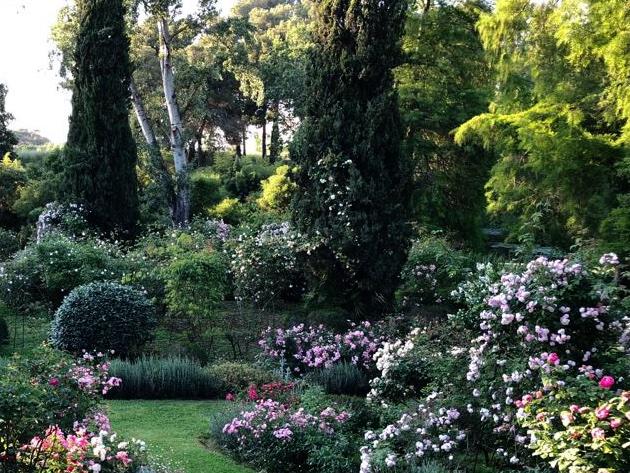 Giardini della Landriana foto sito ufficiale