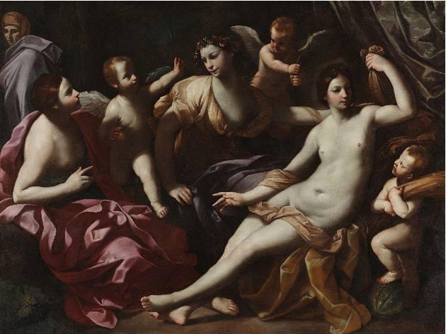 Guido Reni, Le quattro stagioni - Napoli, Museo e Real Bosco di Capodimonte
