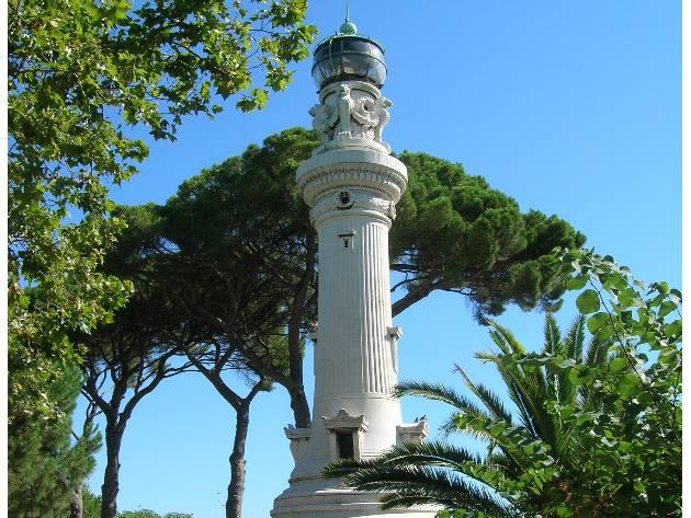 Il Faro del Gianicolo ph Sovrintendenza Capitolina ai Beni Culturali