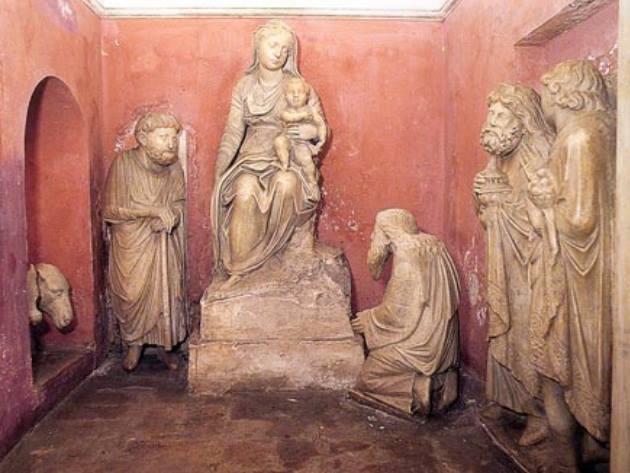 Natività -Arnolfo di Cambio ph Basilica Santa Maria Maggiore Official Website