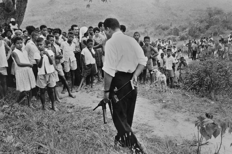 Le squadre armate dei latifondisti, Stato del Pernambuco, Brasile 1963