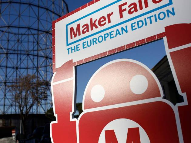 Foto: Maker Faire Rome - The European Edition Official Facebook