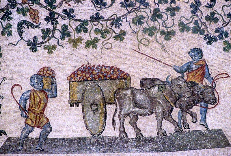 Mausoleo di Santa Costanza - Mosaici