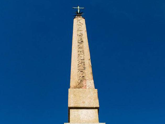 Obelisco Macuteo