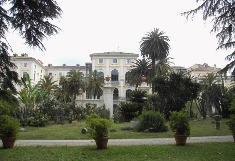 Orto Botanico di Roma - Villa Corsini