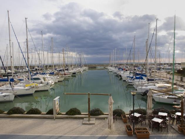 Il porto di Ostia