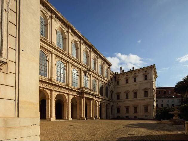 Palazzo Barberini - Ph. Alberto Novelli