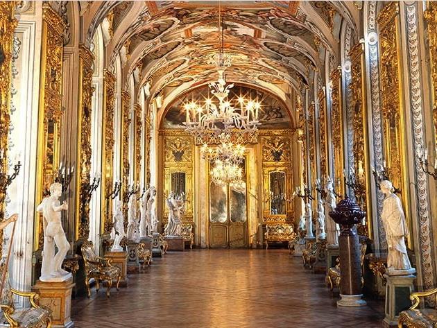 Palazzo Doria Pamphilj-Foto sito ufficialePalazzo Doria Pamphilj