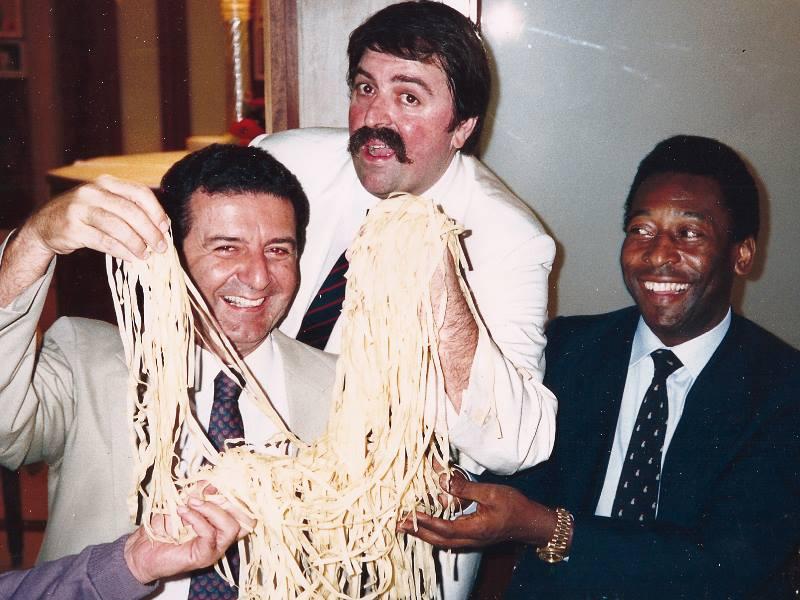 Pelé e Coelho