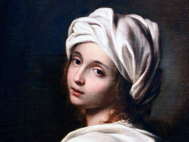 Ritratto di Beatrice Cenci, Guido Reni, Palazzo Barberini