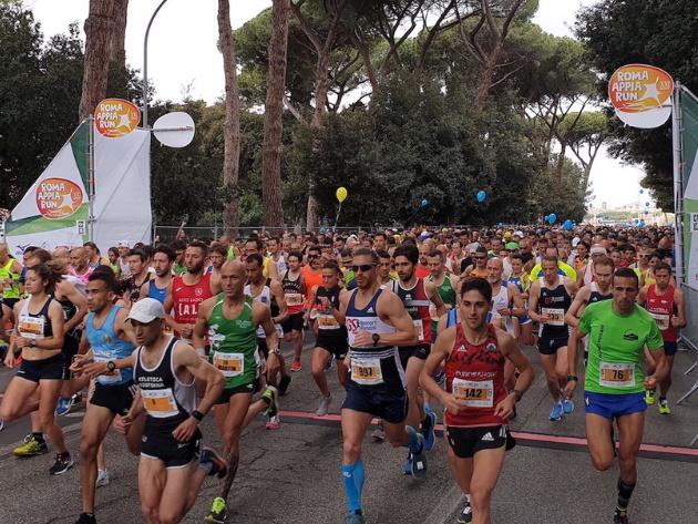 Roma Appia Run 2021