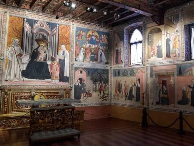 Santa Francesca Romana-Monastero delle Oblate