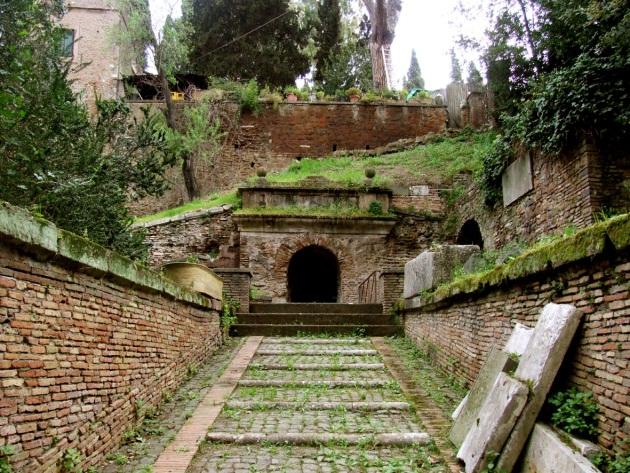 Area Archeologica del Sepolcro degli Scipioni