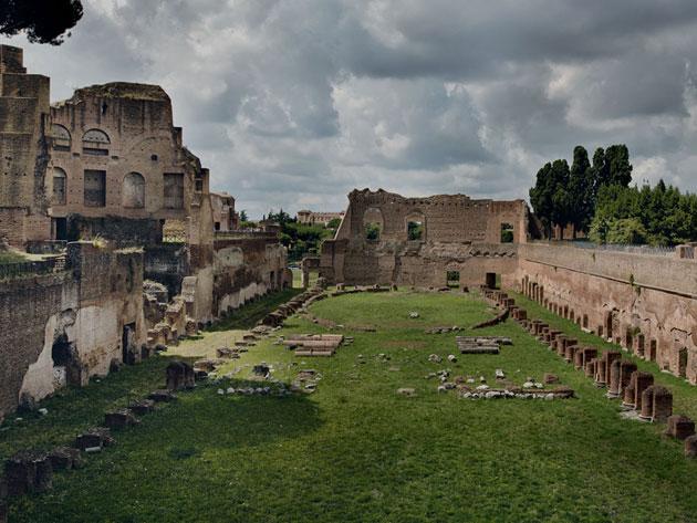 Stadio Palatino - Foto Parco Archeologico del Colosseo