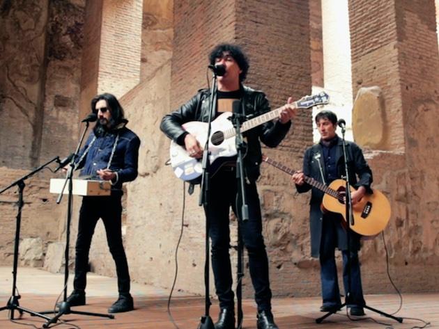Star Walks – Quando il PArCo incontra la musica - 2°serie-Foto sito ufficiale del Parco del Colosseo