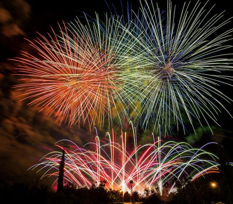 Stelle di Fuoco - Campionato Fuochi d'artificio