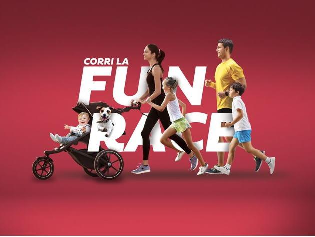 Fun Race - La Stracittadina di Roma 2020