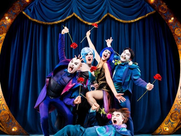 The Opera Locos-Teatro Ambra Jovinelli