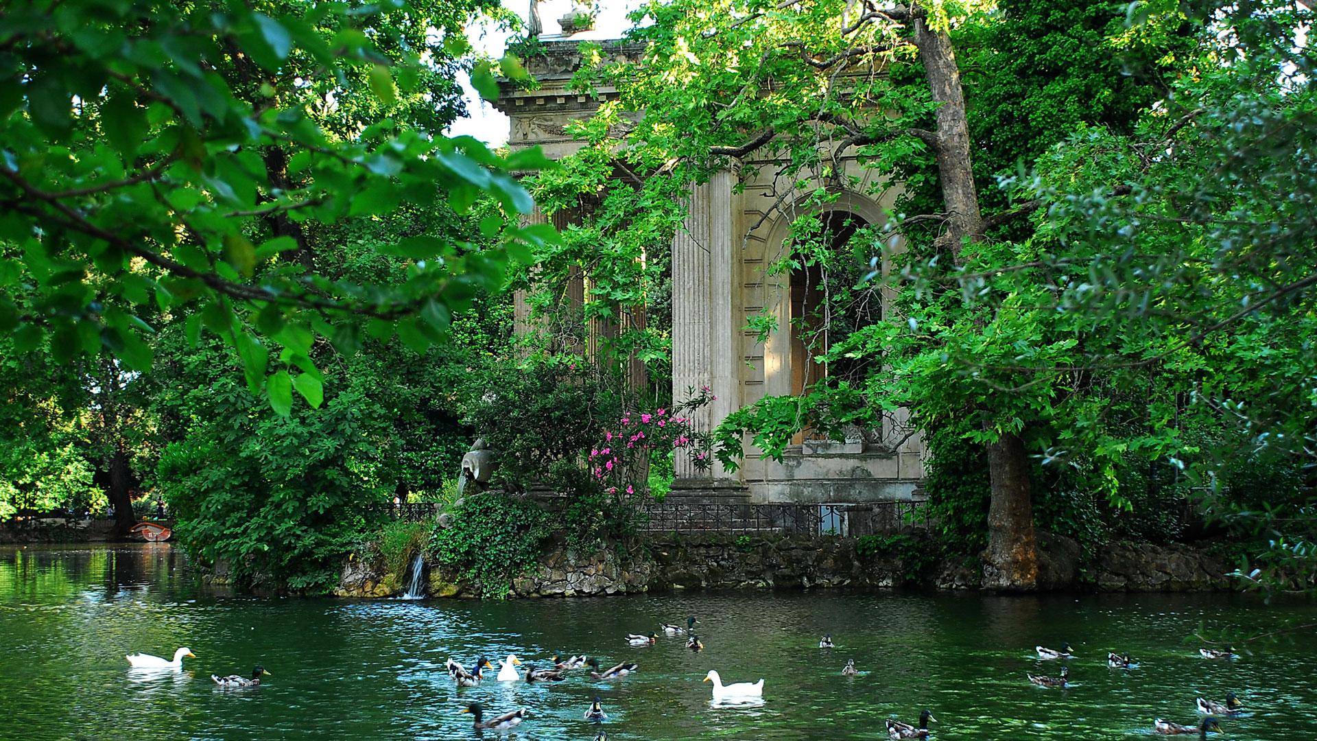 Villa Borghese Parco di Culture