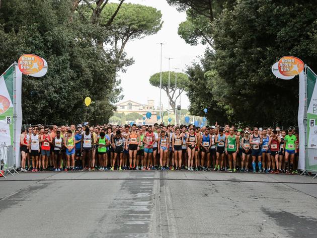 Roma Appia Run 2020