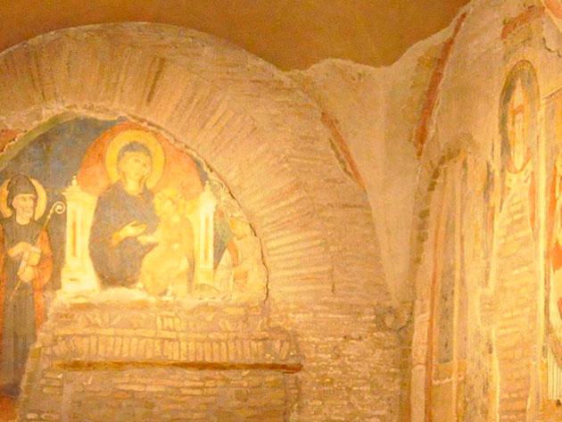 Basilica di San Saba-Foto: Sito ufficiale dellaBasilica di San Saba