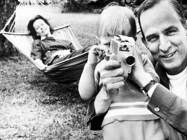 Ingmar Bergman, il genio della lampada